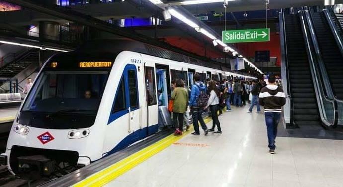 La línea 8 de Metro cerrará desde el 26 de enero al 18 de abril