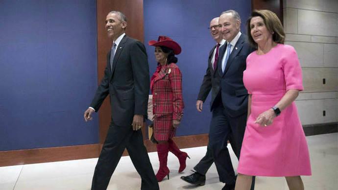 Trump emitirá decretos contra el Obamacare en su primer día en el poder