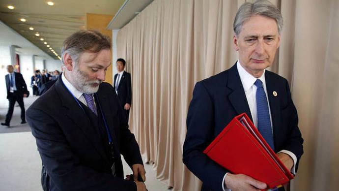 Reino Unido designa a Tim Barrow como su embajador ante Unión Europea