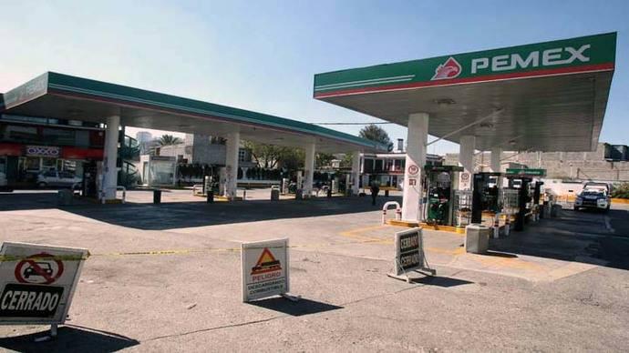 150 estaciones de servicio han sido vandalizadas en México