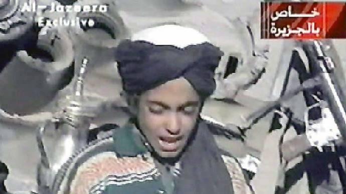 EEUU incluye en lista de terroristas a uno de los hijos de Osama bin Laden