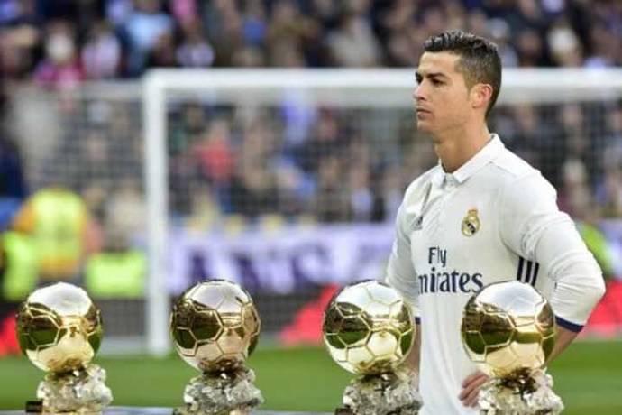 Cristiano Ronaldo puede coronar su gran año con el premio