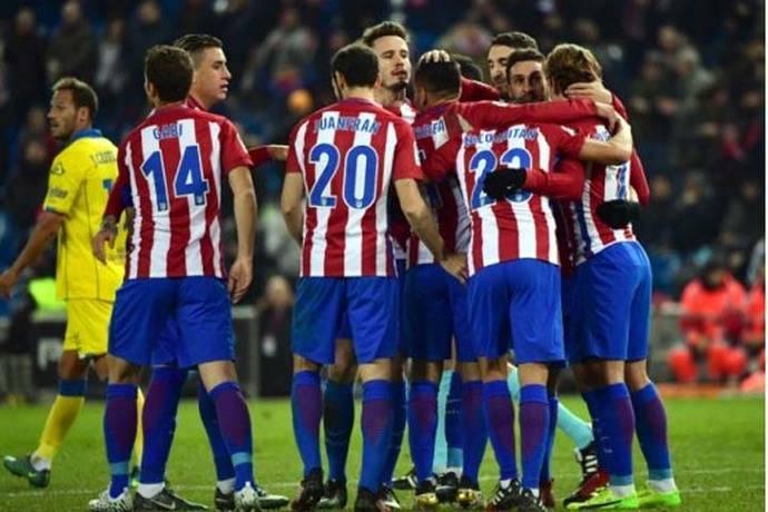 A pesar de la derrota ante Las Palmas, el Atlético de Madrid sigue con vida en la Copa del Rey