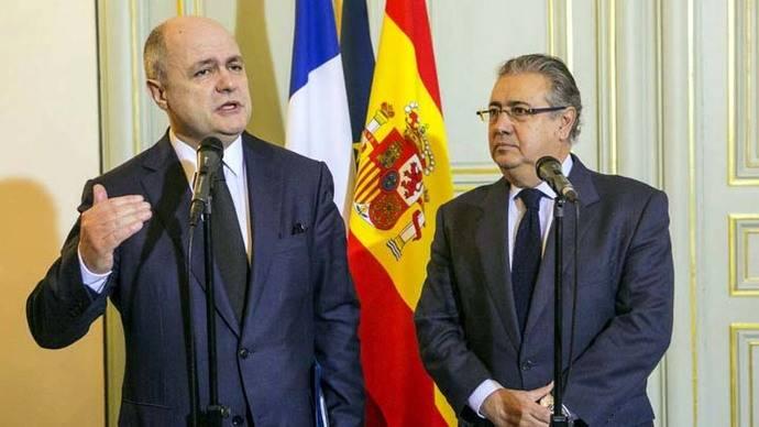 Francia y España se marcan como objetivo el desarme
