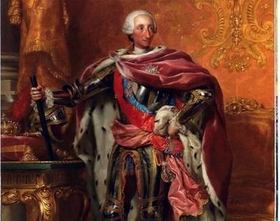"""Palacio Real de Madrid Carlos III, """"Majestad y Ornato"""""""