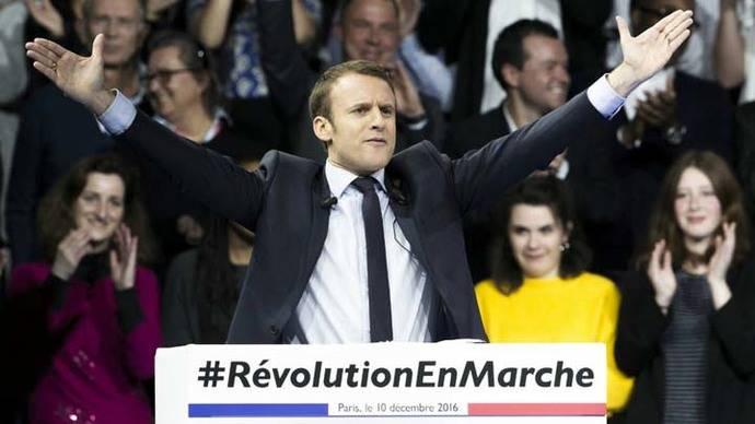 Macron considera que Europa ha fracasado en política migratoria