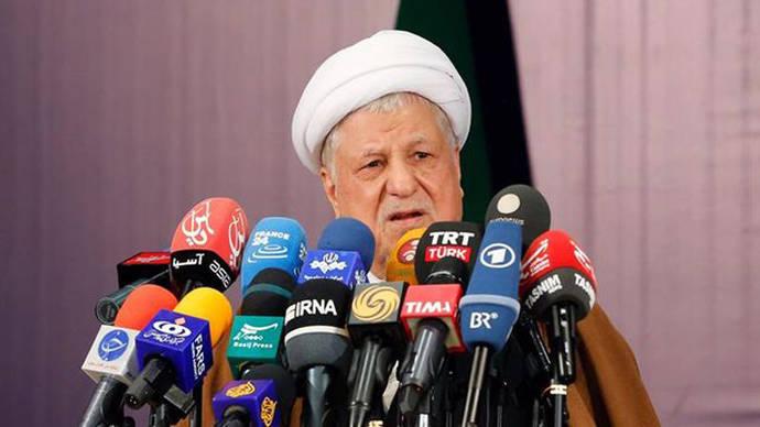 Fallece el expresidente de Irán Rafsanyaní, figura clave del bloque reformista