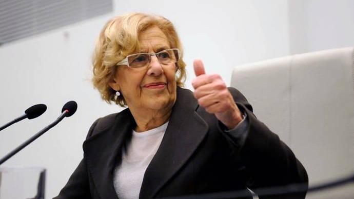 Manuela Carmena reduce 923 millones de euros la deuda de Madrid en 2016