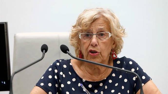 Manuela Carmena quiere consultar la peatonalización de la Gran Vía