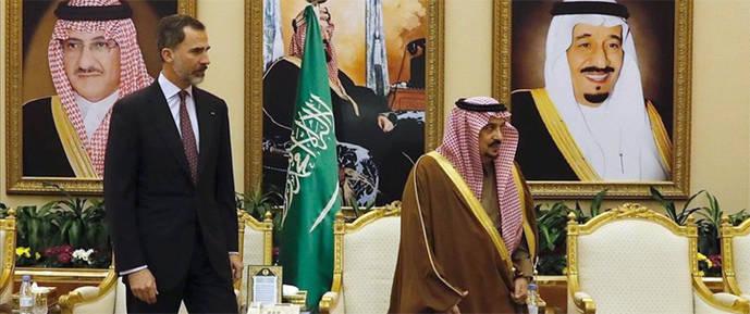 El viaje del rey Felipe a Arabia Saudí: cuatro décadas de relación económica y personal entre monarquías