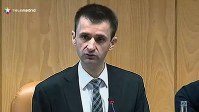 PP, PSOE y Ciudadanos votan a favor del nuevo director de Telemadrid