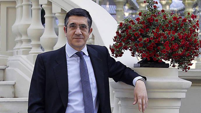 Patxi López se presentará este domingo como candidato a las primarias del PSOE