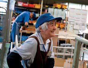 El envejecimiento en Japón cuestiona su mercado laboral