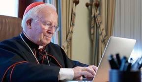 El cardenal Cañizares: