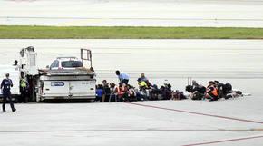 Varios muertos en ataque al aeropuerto de Fort Lauderdale en Florida
