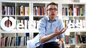El secretario Político de Podemos, Íñigo Errejón/ MARTA JARA