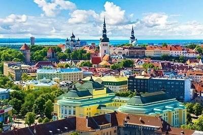 Estonia, Letonia y Lituania. Las