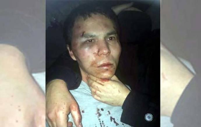 Detienen a supuesto autor de masacre en el club Reina en Estambul