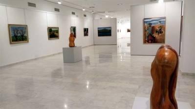 Presentación de la Exposición de Enrique Pedrero Muñoz en Valdepeñas