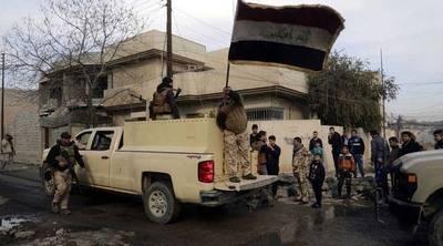 Ejército iraquí anuncia control total del este de Mosul