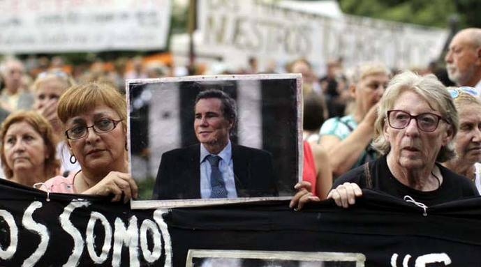 El Parlamento israelí realiza un homenaje a Alberto Nisman