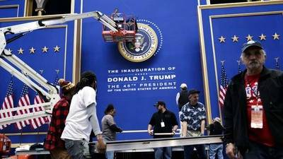 Así se desarrollará la toma de posesión de Donald Trump