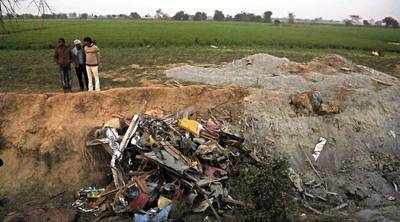 Choque de autobús deja 24 niños muertos en India