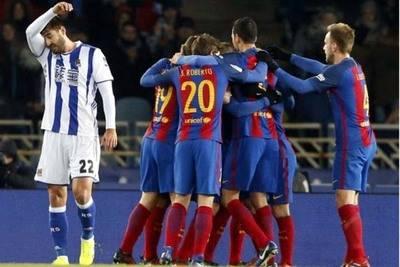 Barcelona espera consolidar su clasificación a la semifinales