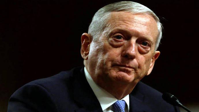 Senado de EEUU confirma a Mattis como jefe del Pentágono