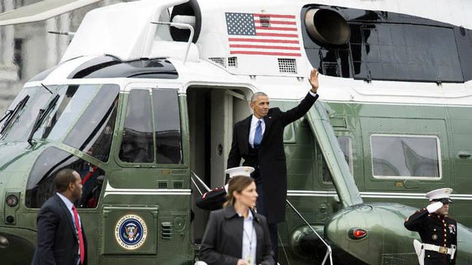 Barack Obama regresa a su cuenta original en twitter y deja atrás a @POTUS