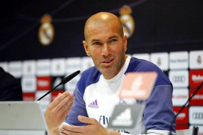 Zidane confirma la ausencia de James, pero
