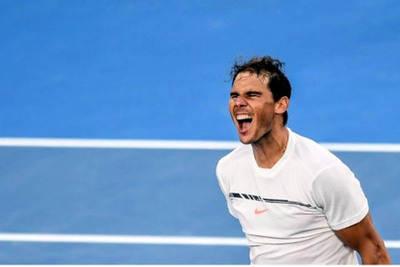 Nadal busca recuperar su nivel en el primer Grand Slam del año