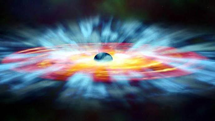 Nueva hipótesis explica el crecimiento de los agujeros negros