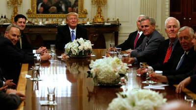 EEUU anuncia primeros ataques contra yihadistas de la era Trump
