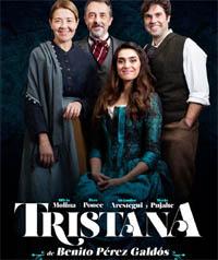 """Tristana"", novela teatralizada con acierto de Benito Pérez Galdós, en el Fernán Gómez de Madrid"