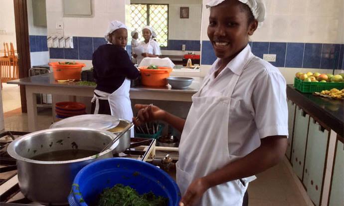 Chef to Chef, un original proyecto de solidaridad con África