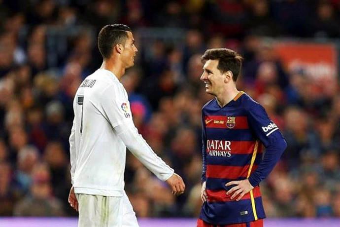 Cristiano Ronaldo: 'La guerra entre Messi y yo no existe':
