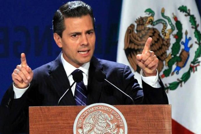 Peña Nieto cancela su visita a Washington, en plena controversia por muro