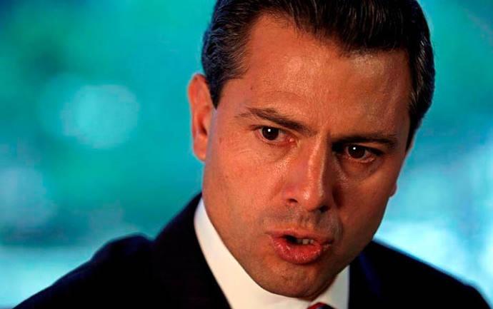 Trump ataca el tratado Nafta y dice que reunión con Peña carecía de sentido