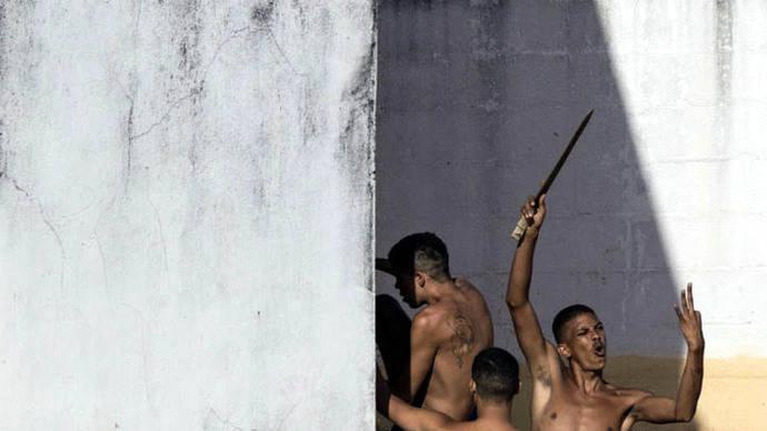Fuerzas Armadas de Brasil rastrean armas en las cárceles