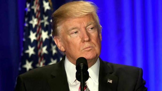 Donald Trump apunta ahora contra el Estado Islámico