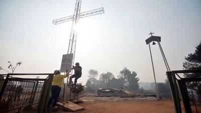 Aumentan a 11 los fallecidos por el peor incendio forestal en Chile