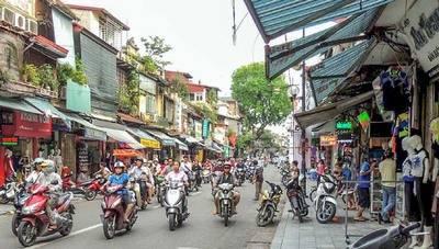 Las bicicletas de Saigón