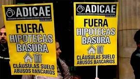 El PSOE quiere un arbitraje para las cláusulas suelo y se desmarca del pacto de PP y Ciudadanos