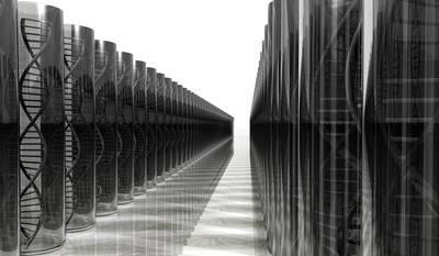 Crean una técnica con ADN que permite hacer lápices USB con 100 veces más memoria