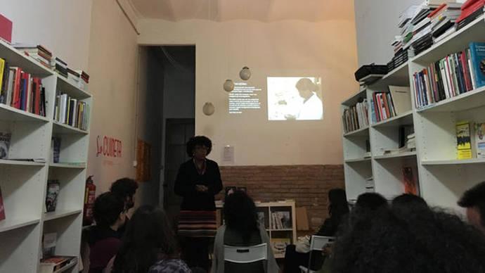 """""""El feminismo negro no está en los libros, no existe, ni la comunidad negra lo conoce"""""""