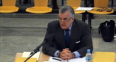 Luis Bárcenas admite la contabilidad