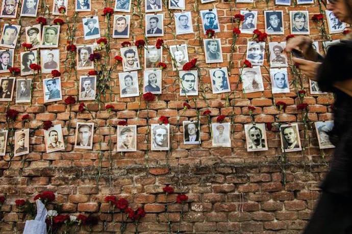 IU lanza una campaña para derogar la ley de Amnistía de 1977 que impide juzgar los crímenes del franquismo