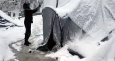 Retrato de una vida congelada en Moria