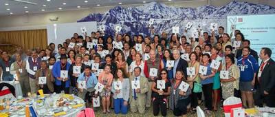 En Arica cierra gira que sumó la visión de las regiones a la promoción internacional de Chile